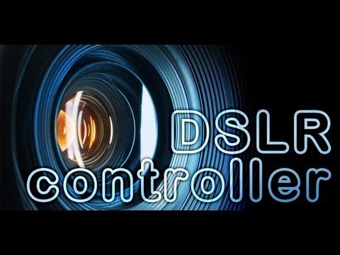 Сайт разработчика приложения  http://dslrcontroller.com