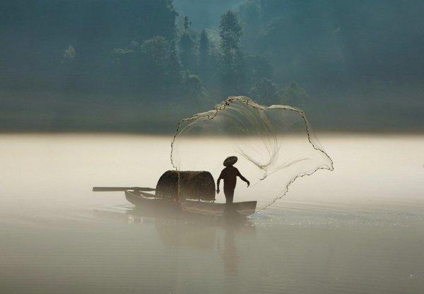 озеро Дунцзан. Автор фото: chinaguide Хуан
