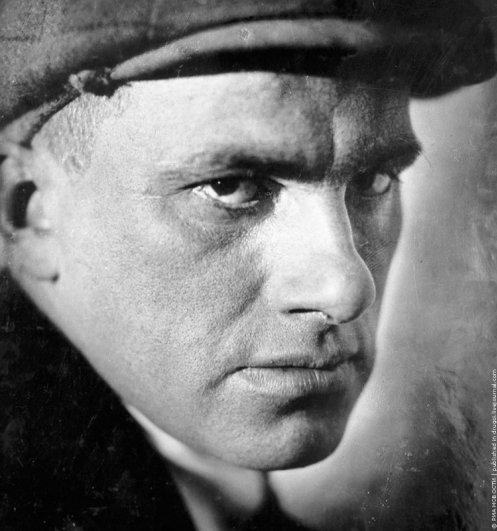 .. Владимир Маяковский /1920г.