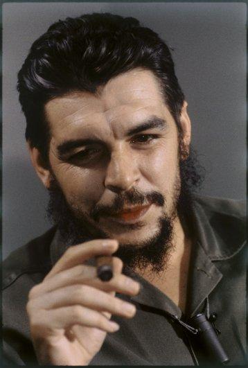 Эллиотт Эрвитт. Че Гевара, Гавана, Куба, 1964.