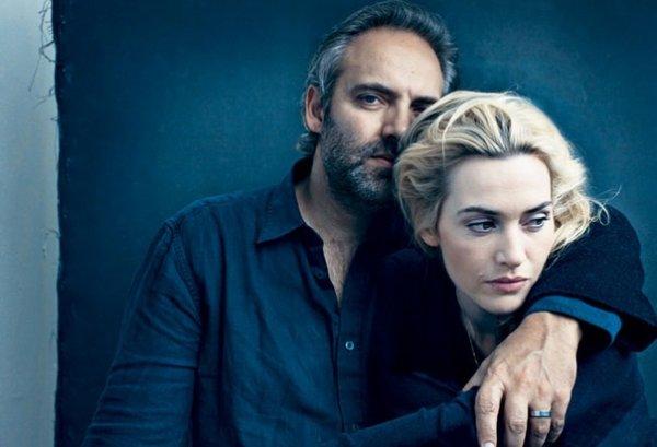 фотографии Энни Лейбовиц – Кейт Уинслет с мужем.