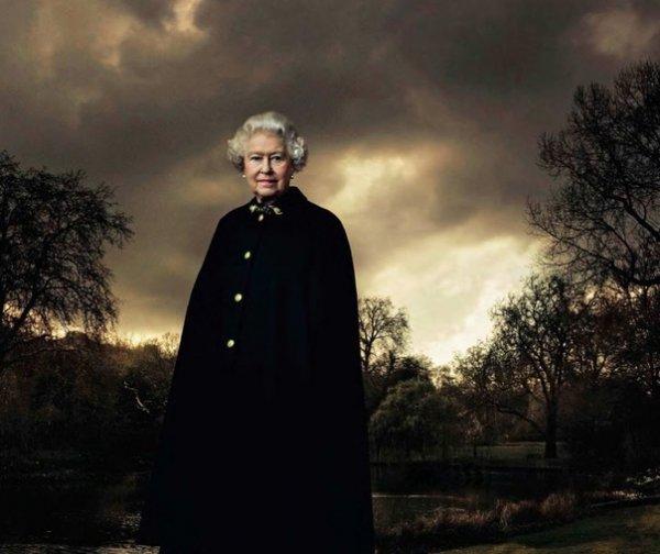 фотографии Энни Лейбовиц – Королева Елизавета II.
