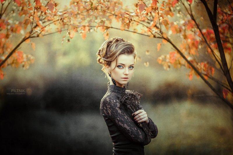 Осеннее настроение. Автор фото: Сергей Пилтник
