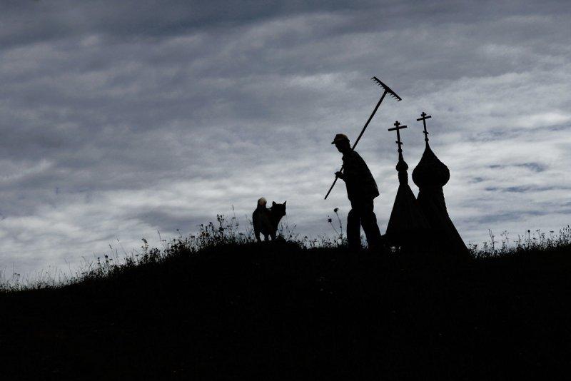 Кенозерские мотивы. Автор фото: Yury Mironov