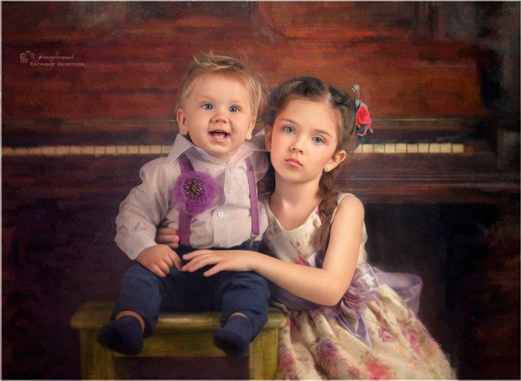 Автор: Евгения Малютина – фото младенцев