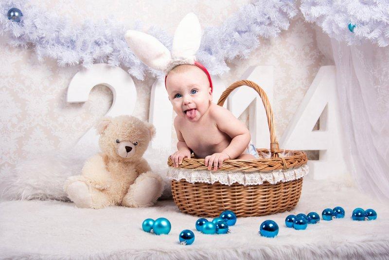 Автор: Viktoria Anufrieva – фото младенцев
