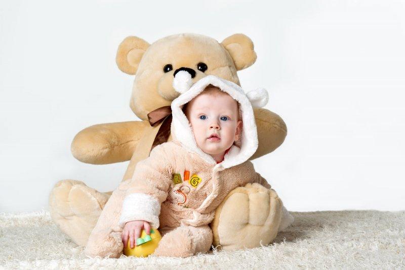 Автор: VIL SON – фото младенцев