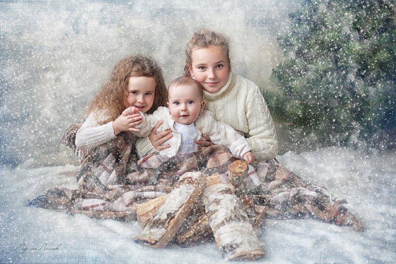 Автор: Марина Лялюк – фото младенцев