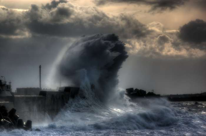 фото тайфуна и урагана 8