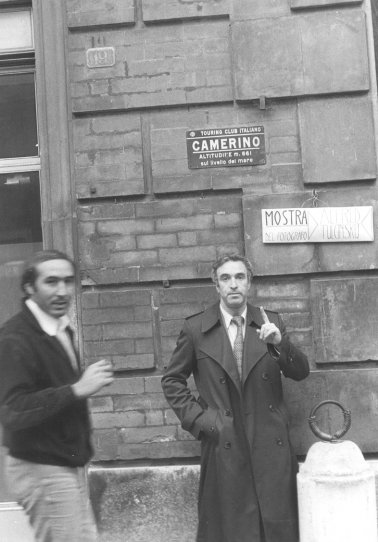 Camerino, Italy, 1978.
