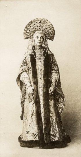 Портрет графини М. Е. Орловой-Давыдовой, 1903 год. Фото Елены Мрозовской