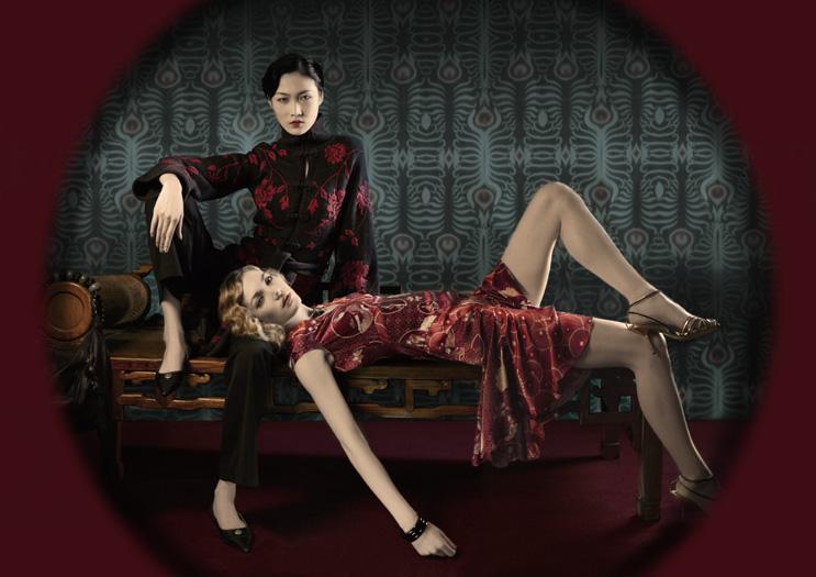 Самый необычный fashion-фотограф современности Eugenio Recuenco - №12