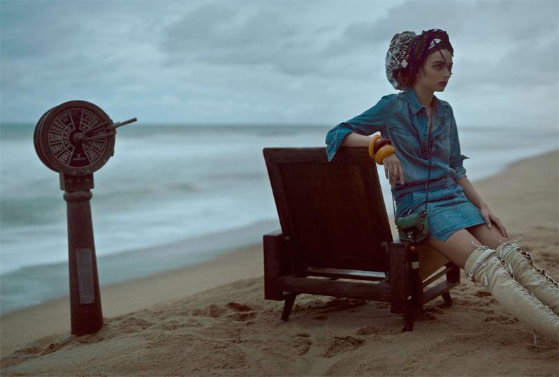 Самый необычный fashion-фотограф современности Eugenio Recuenco - №24
