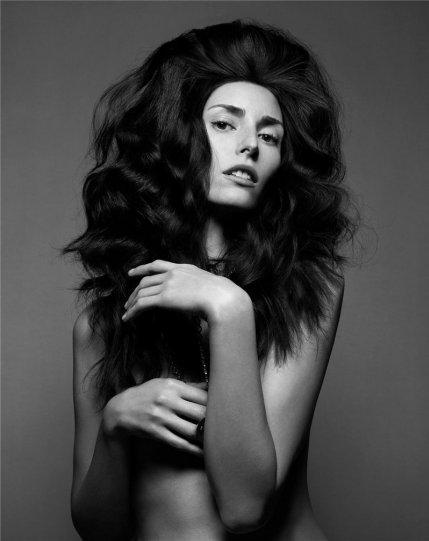 Hair Storm от фотографа Solve Sundsbo - №1