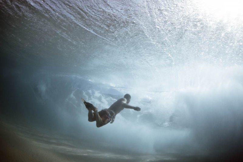 Марк Типпл - Под водой - №8