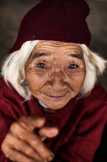 """Глаза людей и """"скрытая"""" улыбка в фотографиях французского фотографа Рехана - №10"""