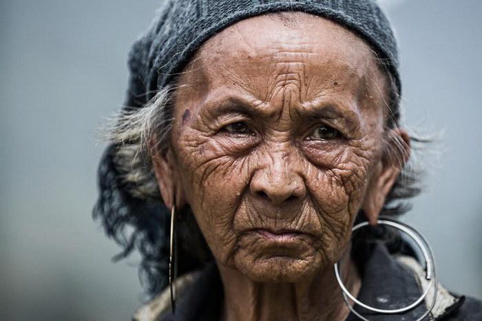 """Глаза людей и """"скрытая"""" улыбка в фотографиях французского фотографа Рехана - №14"""