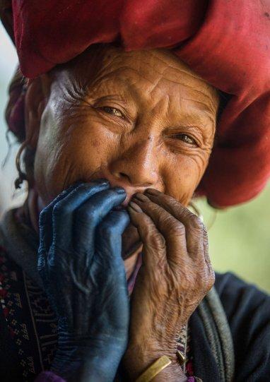 """Глаза людей и """"скрытая"""" улыбка в фотографиях французского фотографа Рехана - №23"""