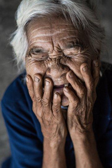 """Глаза людей и """"скрытая"""" улыбка в фотографиях французского фотографа Рехана - №26"""