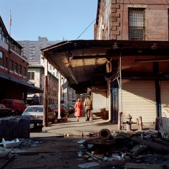 Нью-Йорк 1980-х годов в объективе Джанет Делани - №4