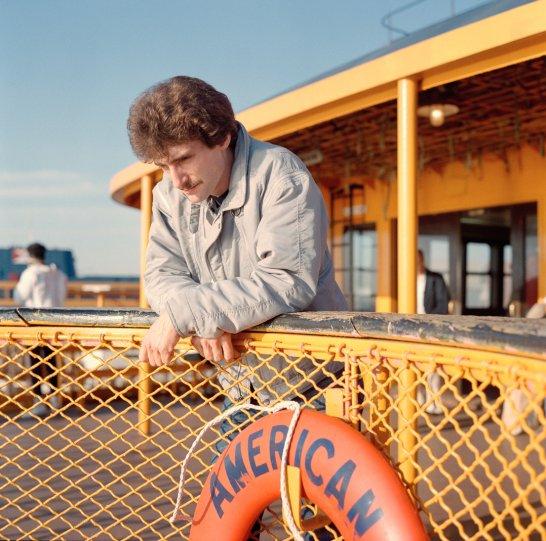 Нью-Йорк 1980-х годов в объективе Джанет Делани - №12
