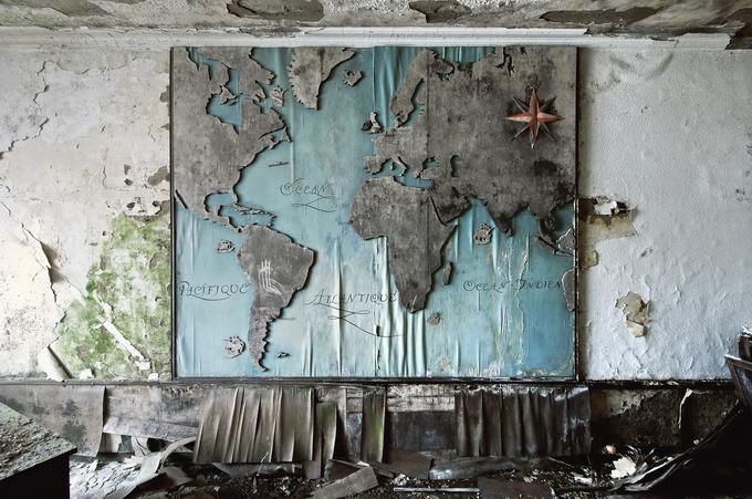 Заброшенный мир Reginald Van de Velde - №22