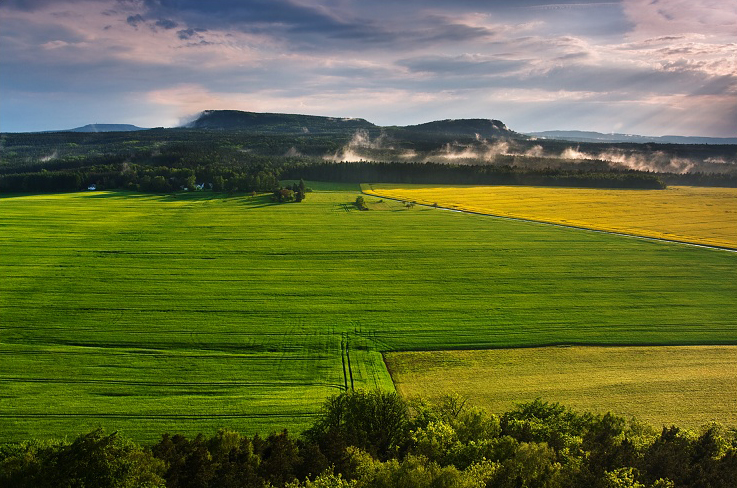 Пейзажи от Даниэль Рерич - №3