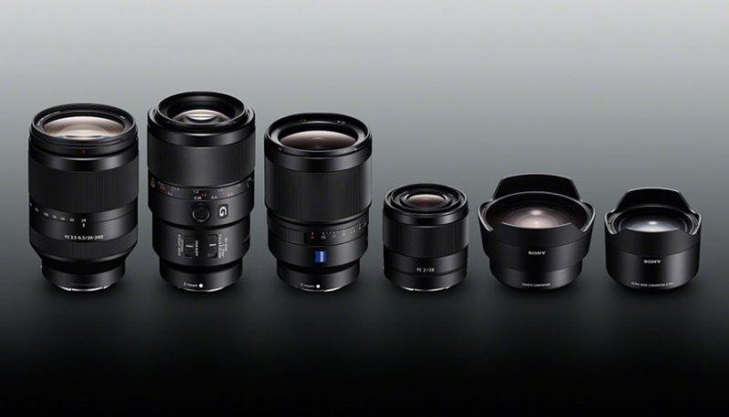 Фотоаппарат для начинающего. Оптика для беззеркальных фотоаппаратов.
