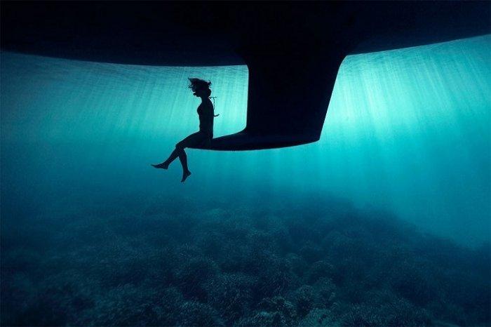 Подводная красота Энрика Адриана Генера - №7