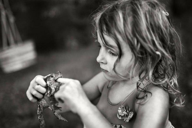 Семейные черно-белые фотографии Алена Лябуэля - №2