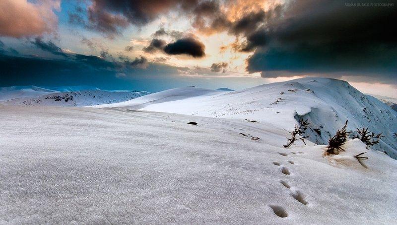 Страна грез в пейзажных фотографиях Аднана Бубало - №11