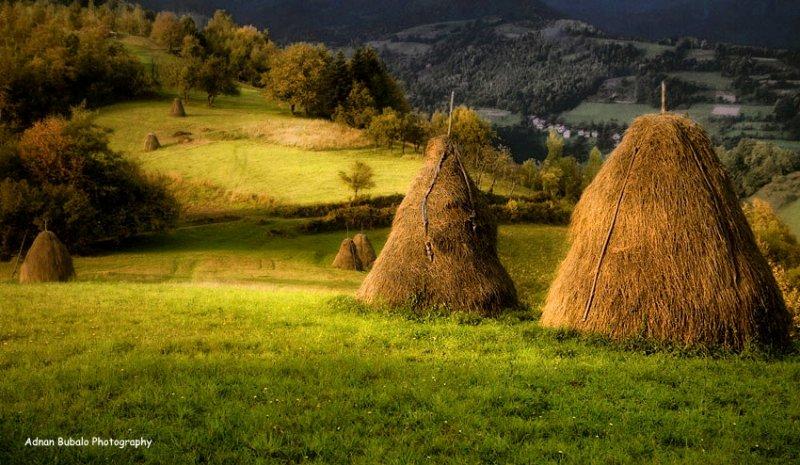 Страна грез в пейзажных фотографиях Аднана Бубало - №18
