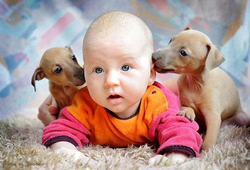 Позы для фотосессии детей