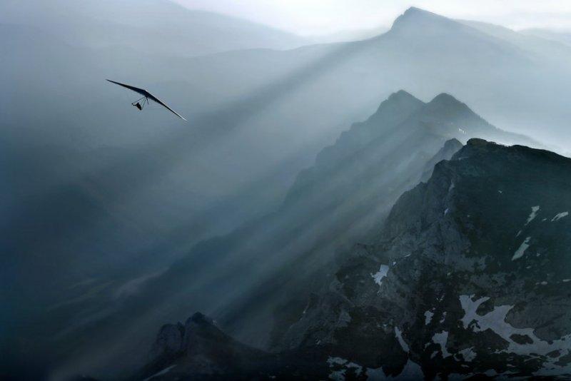 Сказочные фотопейзажи аэрофотографа Матяжа Катера - №1