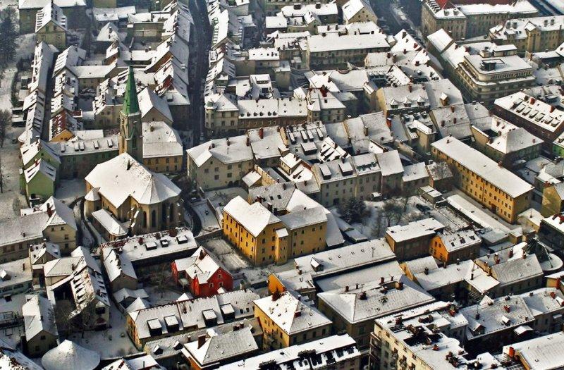Сказочные фотопейзажи аэрофотографа Матяжа Катера - №9