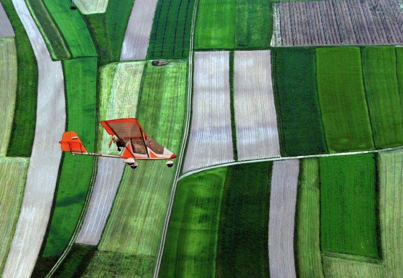 Сказочные фотопейзажи аэрофотографа Матяжа Катера - №14