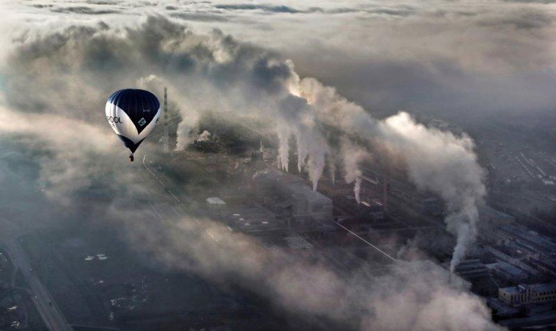 Сказочные фотопейзажи аэрофотографа Матяжа Катера - №21