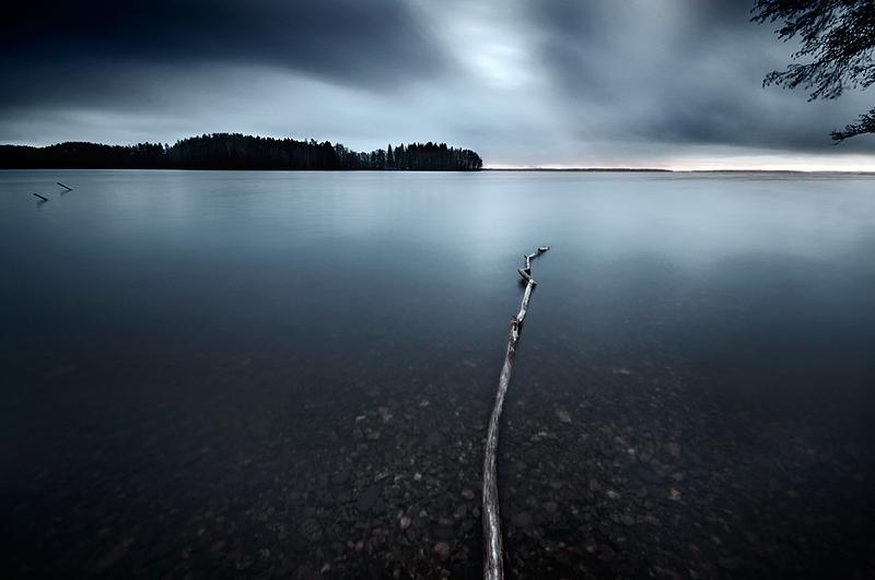 Финские пейзажи Микко Лагерстедта - №18