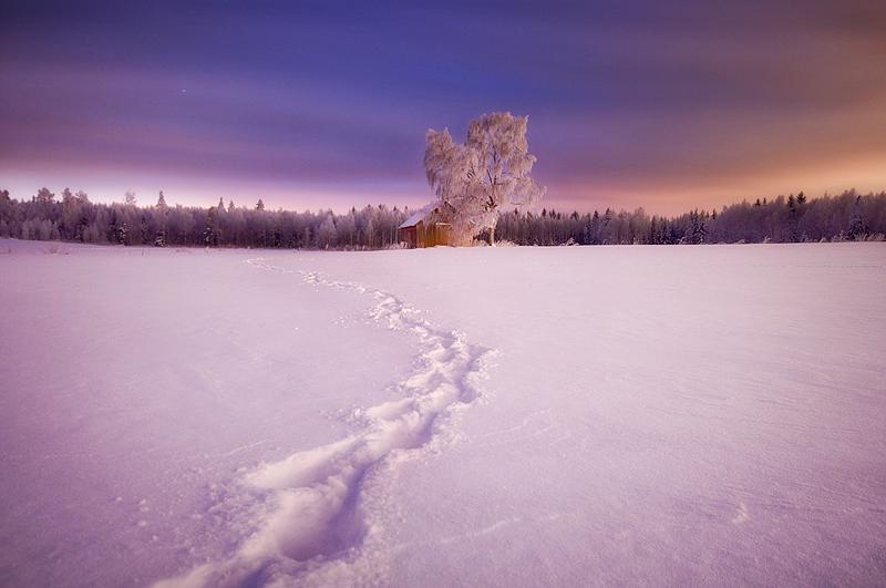 Финские пейзажи Микко Лагерстедта - №34