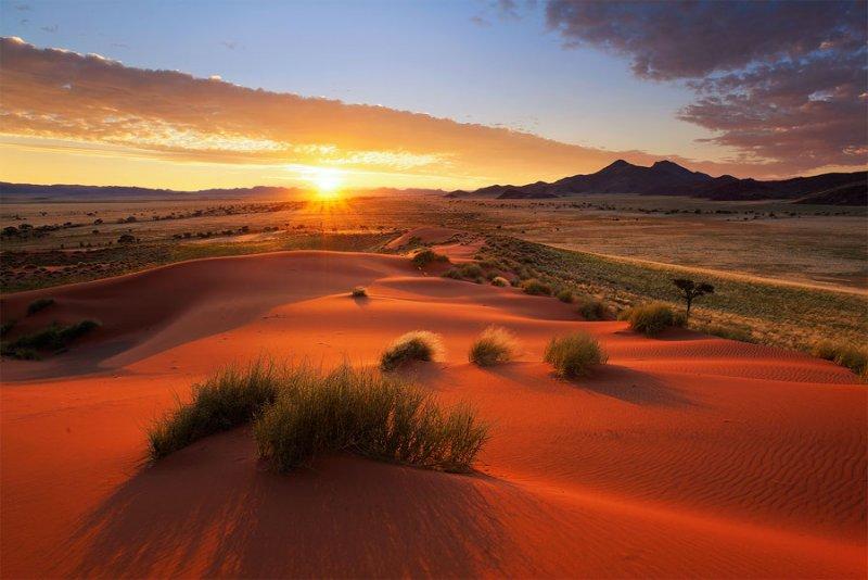 Фантастическая Намибия в объективе Хоугарда Малана - №7