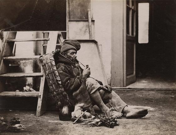 Джорджио Зоммер. Лаззарони. Неаполь. 1868