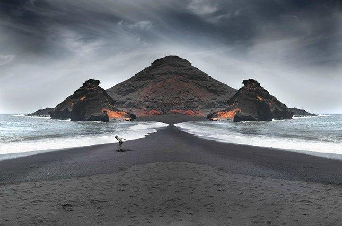 Поиск одиночества в пейзажах Густава Виллейта - №1