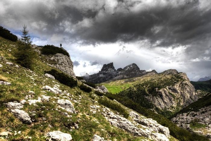 Поиск одиночества в пейзажах Густава Виллейта - №7