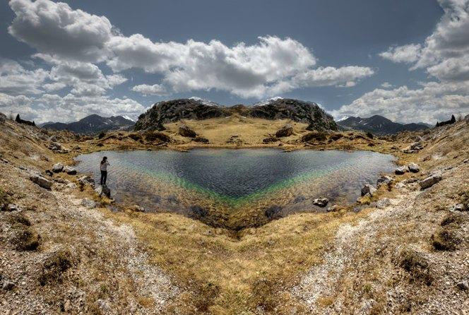 Поиск одиночества в пейзажах Густава Виллейта - №11