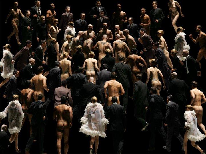 Движение человеческих тел в фотографиях Claudia Rogge - №6