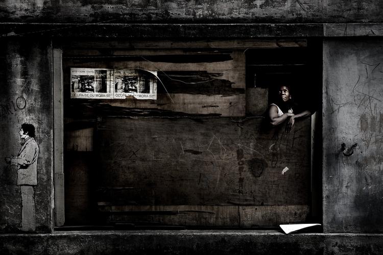 Жизнь в окнах Сан-Паулу - №2