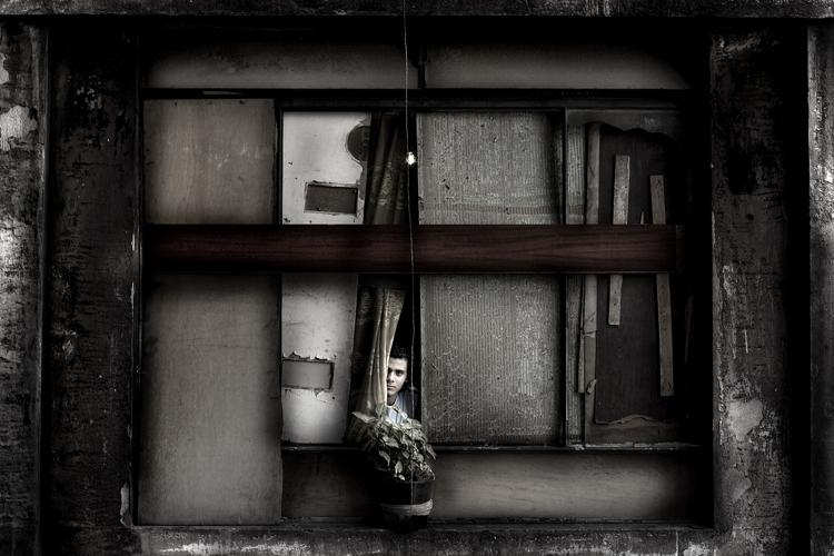 Жизнь в окнах Сан-Паулу - №6