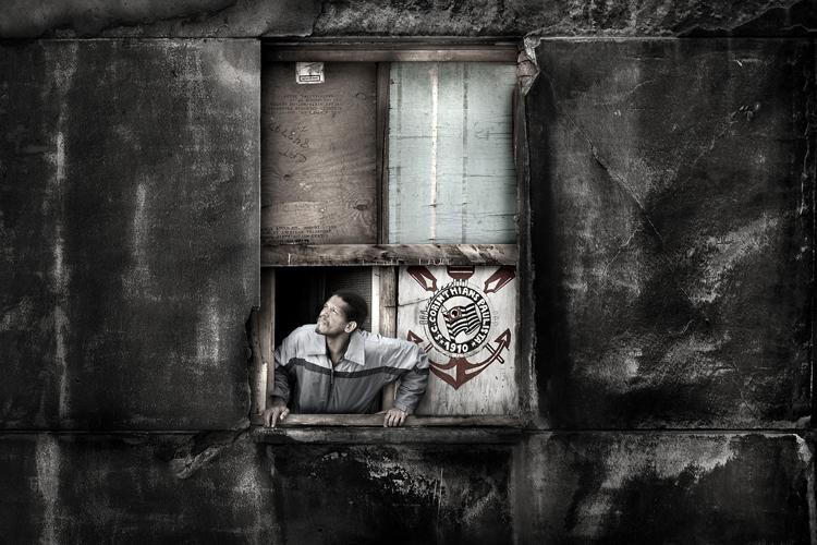 Жизнь в окнах Сан-Паулу - №10