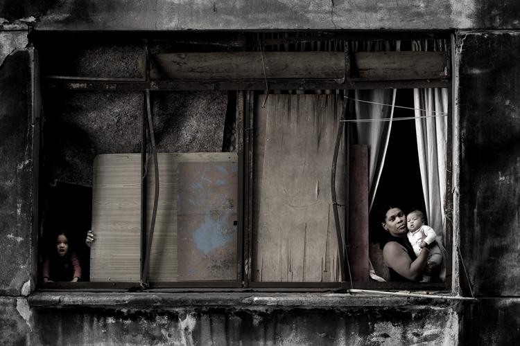 Жизнь в окнах Сан-Паулу - №14