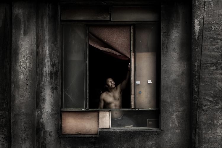 Жизнь в окнах Сан-Паулу - №26